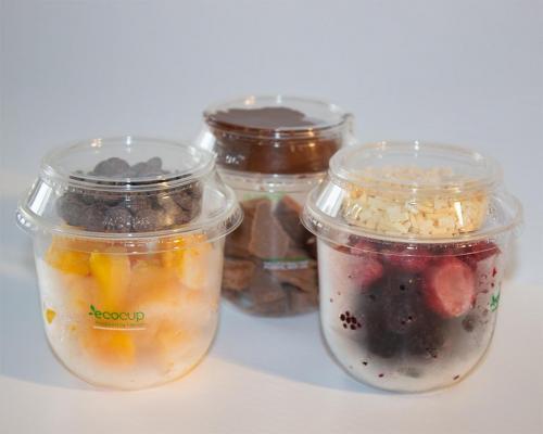 3 Fruit Pots